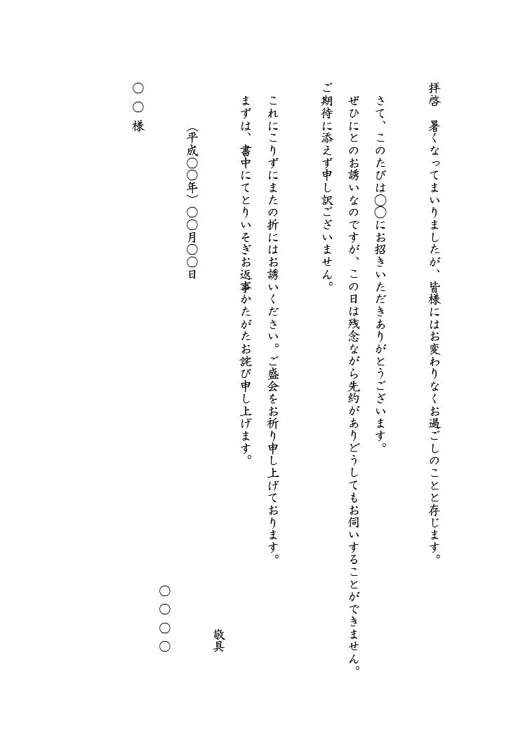 ず 申し訳 ざいません ご に 添え ご 期待 ご期待に添えず #話術.com